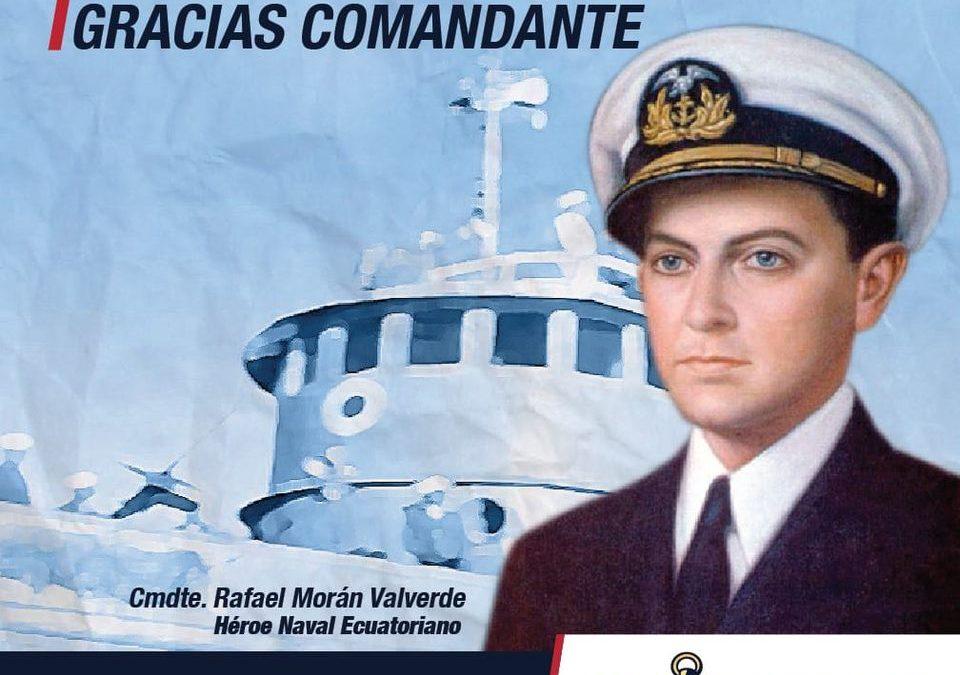 25 de Julio 79 años de la Batalla de Jambelí